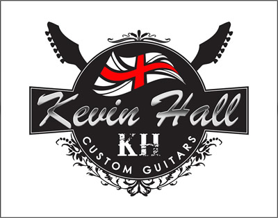 kevin hall custom guitars web link