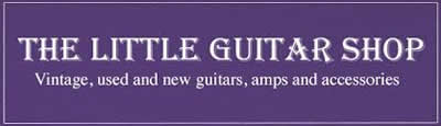 the little guitar shop web link