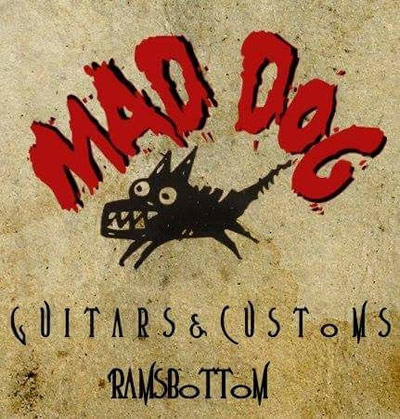 mad dog guitars website link