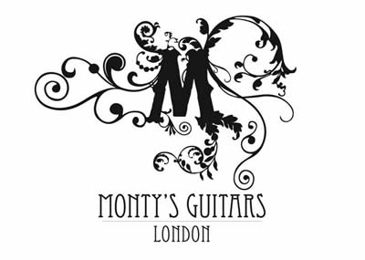 monty's guitars web link