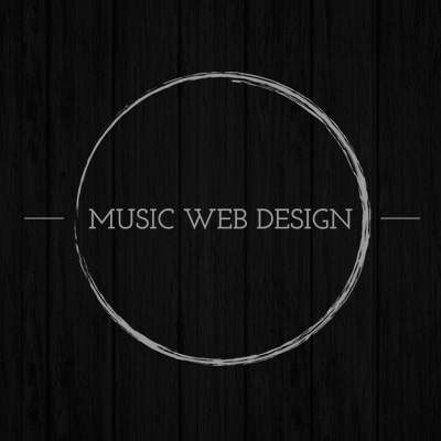 music web design web link