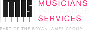 musicians services website link