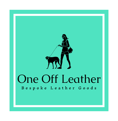 one off leather web link