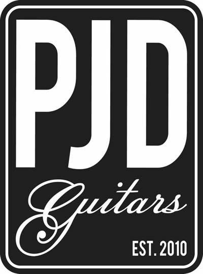 pjd guitars web link