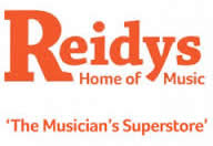 reidy's music website link