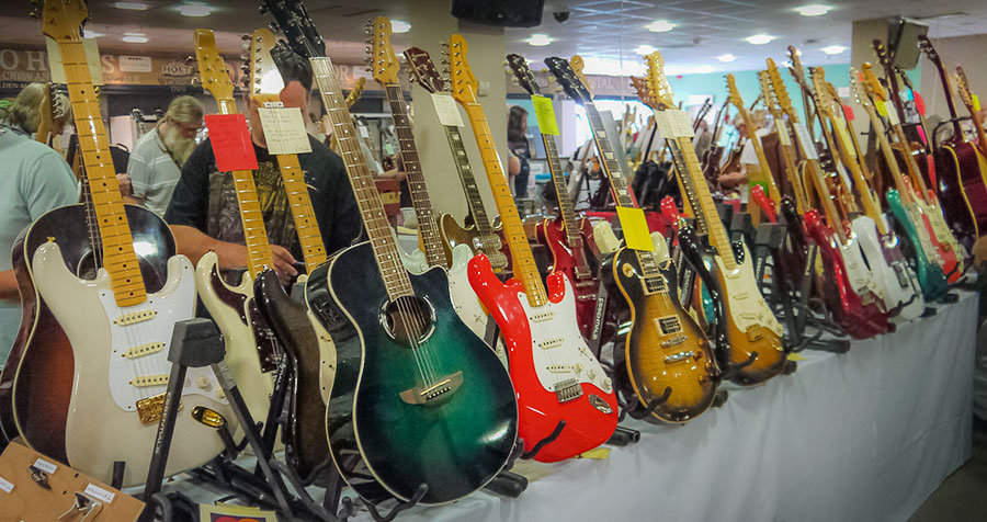 North East Guitar Show
